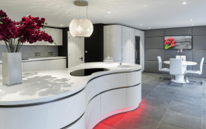 Applications of corian