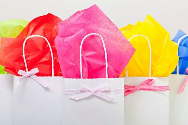 Bags as corporate gifts
