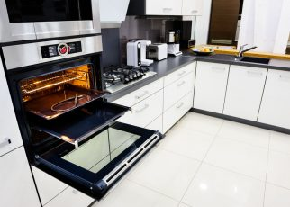 Safety rules for kitchen