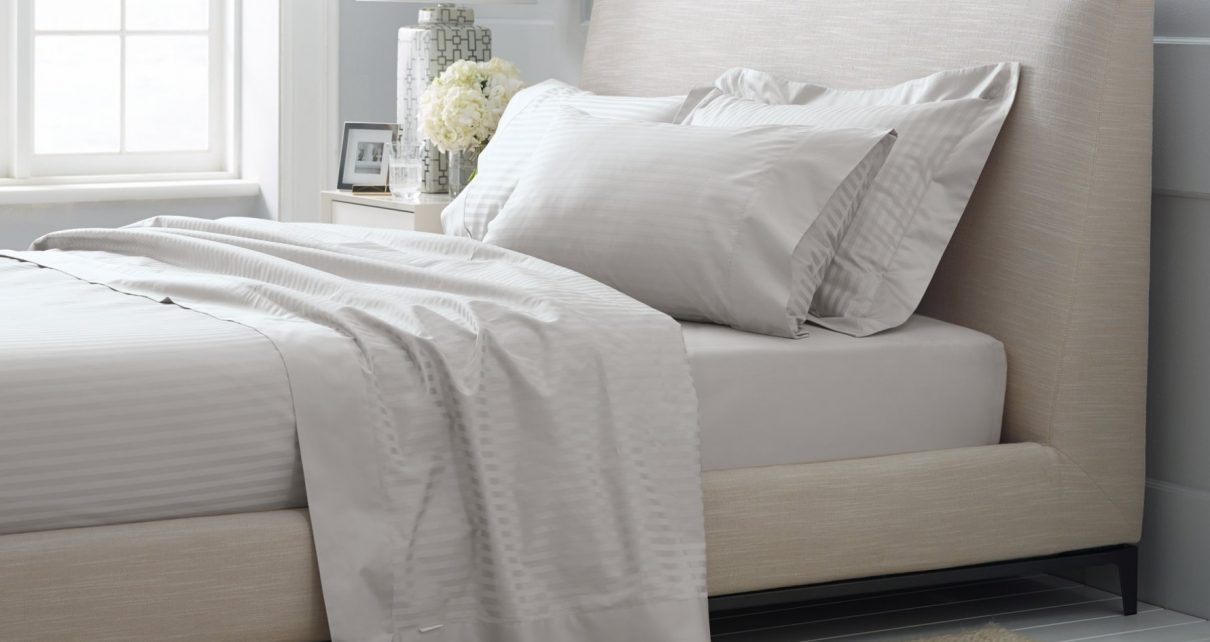 Bed linen materials to choose from