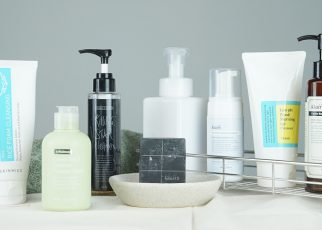Different types of facial cleansers