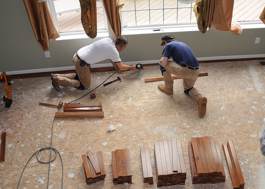 Enjoy easy living throughout the renovation process with these tips