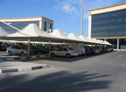 The UV Protection Of Car Parking Shades